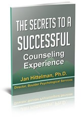 The Secrets To A Successful Counseling Experience