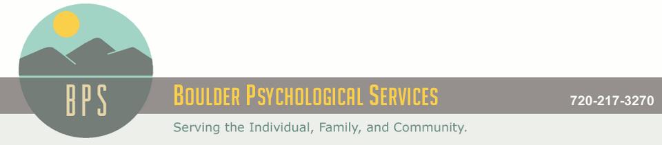 Boulder Psychological Services