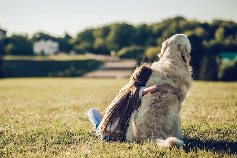 Pet Loss: How to Help Your Child Cope with Grief